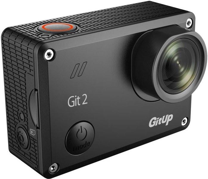 ЭКШН КАМЕРА GIT2 ACTION CAMERA GITUP GIT2 — стандартная комплектация