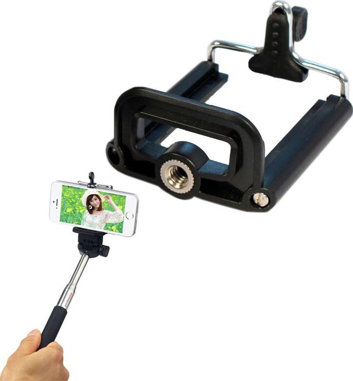 Рамка держатель смартфона для монопода
